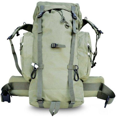 Explorer Staubbeutel Explorer Giant Tactical Rucksack, Unisex, Explorer Giant Backpack, Braunoliv -