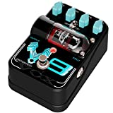 Die besten Vox Verzerrer - VOX Tone Garage V8 Distortion, Tube Stomp Pedal Bewertungen