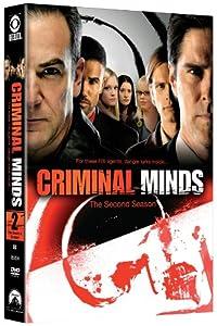 Criminal Minds: Complete Second Season (6pc) [DVD] [Region 1] [NTSC] by Paramount