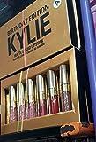 Kylie Jenner Limited Birthday Edition Kylie Matte flüssige Lippenstifte, Kosmetik