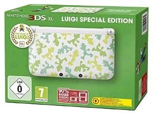 Console Nintendo 3DS XL édition limitée Luigi