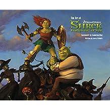 ART OF SHREK FOREVER AFTER (Shrek 4)