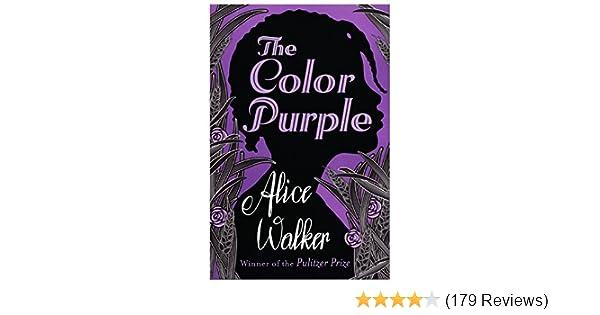 The Color Purple (English Edition) eBook: Alice Walker: Amazon.de ...