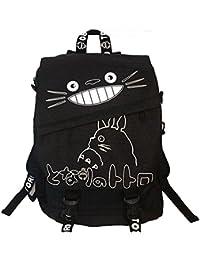 d3d816ad737a7 Mein Nachbar Totoro Anime Karikatur Segeltuch Rucksackbeutel Schultasche