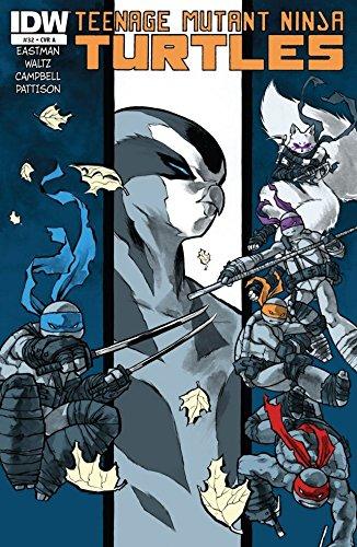 Teenage Mutant Ninja Turtles #32 (English Edition) eBook ...