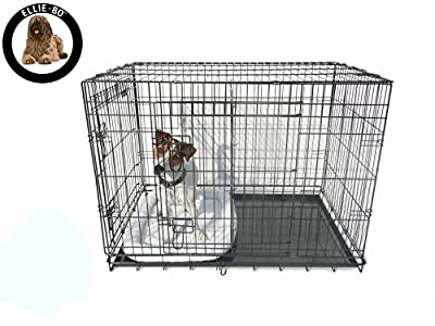 Ellie-Bo Divider for Dog Crate Cage, XX-Large, 48-Inch