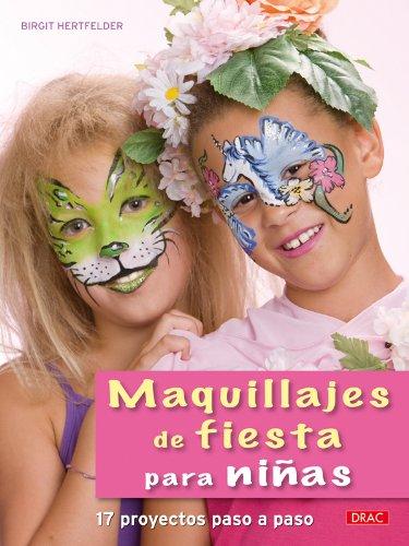 Maquillaje de fiesta para niñas por Birgit Hertfelder