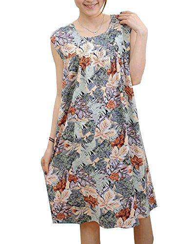 Camisón De Tirantes Mujer Pijama Camisón Vestido