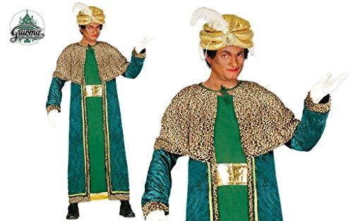 König Melchior Kostüm Einheitsgröße (Erwachsenen König Kostüme)
