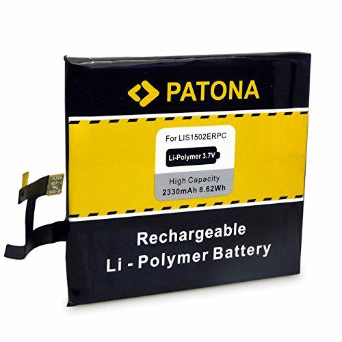 PATONA Akku LIS1502ERPC für Sony Xperia Z L36H (Sony Xperia Z L36h Zubehör)