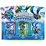 Skylanders Spyro's Adventure: Triple Pack D (Stealth Elf, Wrecking Ball, Sonic Boom)