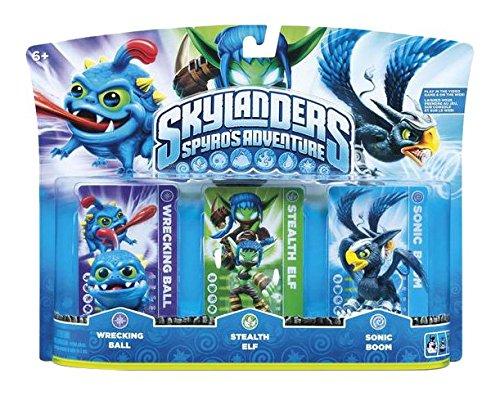 skylanders-spyros-adventure-triple-character-pack-stealth-elf-wrecking-ball-and-sonic-boom-wii-ps3-x