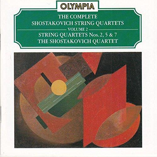 Shostakovich;String Qts V.2