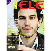 Agencia ELE 4 Libro de clase + CD