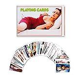 Kartenspiel 54 Karten mit sexy Frauenmotiven
