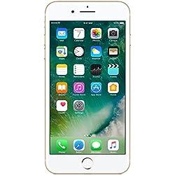 Apple iPhone 7 Plus (Gold, 128GB)