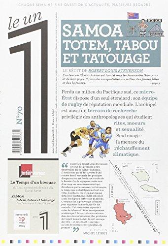 Le 1 - n°70 - Samoa totem, tabou et tatouage