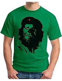 OM3 - CHE WOOKIE - T-Shirt CHE GUEVARA FREE CUBA DARTH VADER, S - 5XL