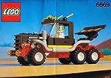 LEGO System Rennsport 6669 Königstruck