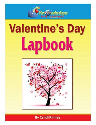 Valentine's Day Lapbook: Plus FREE Printable Ebook (English Edition)