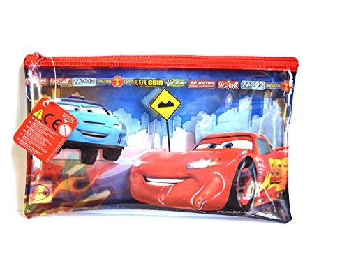 Trousse Nécessaire de toilette hérmetique 25x15 Cars Disney