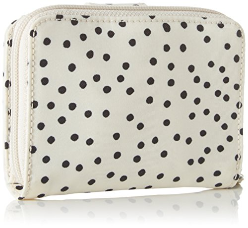 Kipling New Money, Portafogli Donna, One Size Multicolore (Soft Dot)