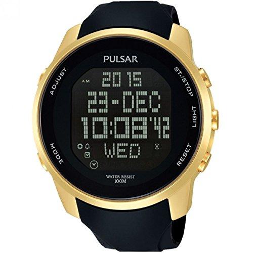 e7ce6bd312b8 Mejor Ahorro Para Pulsar PQ2048X1 Men s Sport Watch Revisión ...