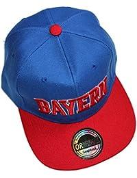 Bundesliga Städte Caps SNAPBACK CAP Bayern Schalke Dortmund