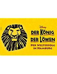 Geschenkgutschein: König der Löwen & Übernachtung in Hamburg für 2