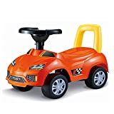 #8: Toyshine My First Ride Sports Rider Ride-on Toy with Music, 1.5-3 Years, Red
