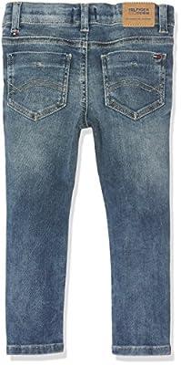Tommy Hilfiger Boy's Scanton Slim Ssdmstr Jeans