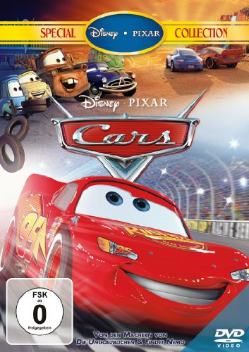 Cars (Einzel-DVD) (Disney Pixar Cars-film)