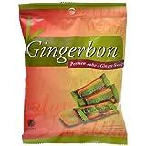 Gingerbon - Ingwerbonbons - 125g - Originaler Geschmack mit scharfer Note