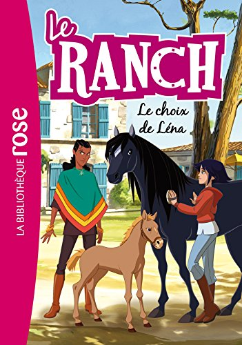 Le Ranch 26 - Le choix de Léna