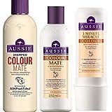 Best Aussie Shampoo And Conditioners - Aussie COLOUR MATE Trio SHAMPOO 300ml + CONDITIONER Review