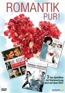 Romantische Komödien – 3 Filme auf einer DVD