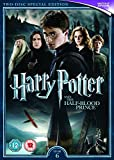 Harry Potter and the Half Blood Prince (2016 Edition) [Includes Digital Download] [DVD]