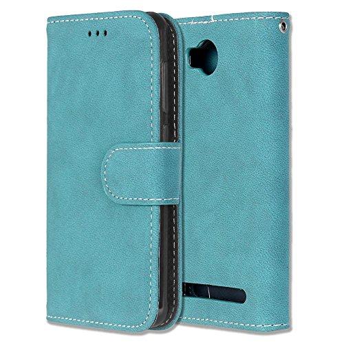 Wkae Case Cover Housse de protection en cuir pour iPhone 3G / 3G / 3G / 3G / 3G / 3GS ( Color : 6 , Size : Huawei Y3 II Y3 2 ) 7