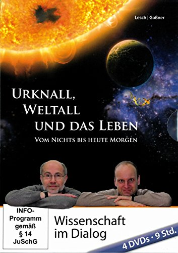 Urknall, Weltall und das Leben [4 DVDs im Schuber]