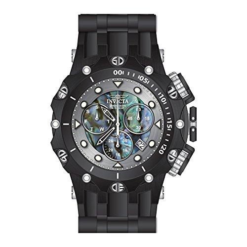 Invicta Venom Herren-Armbanduhr 51mm Armband Silikon Schweizer Quarz 26591 (Uhren Venom Für Männer Invicta)
