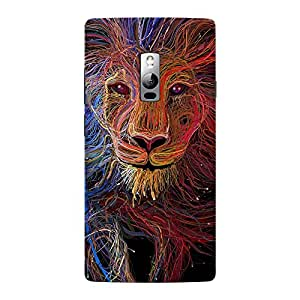 Mobile Back Cover For One Plus 2 / Oneplus 2 / One Plus Two (Printed Designer Case)