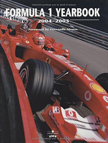 Formula 1 Yearbook 2004-2005