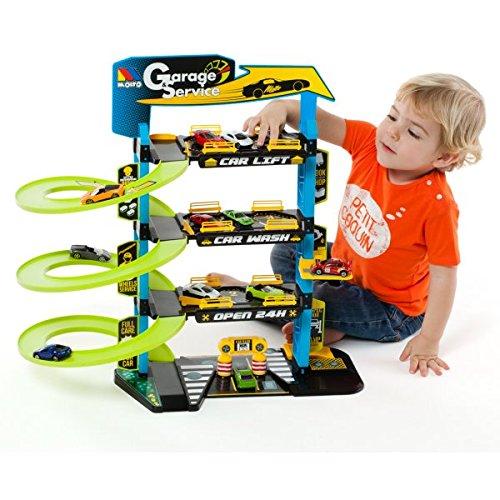 Moltó - Parking de 4 plantas de juguete