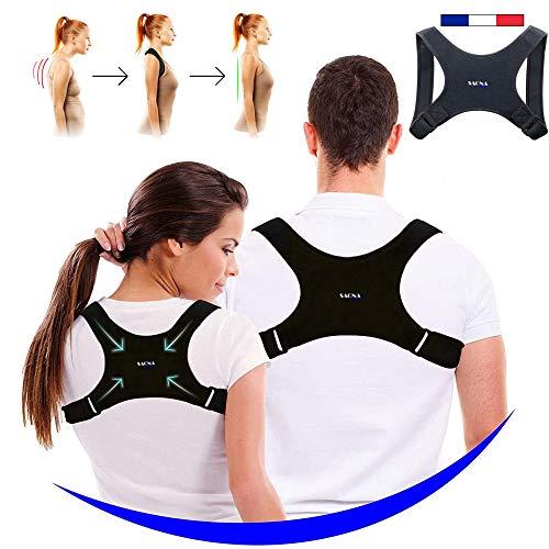 Imagen de Corrector de Postura Para Hombres Saona Concept por menos de 35 euros.