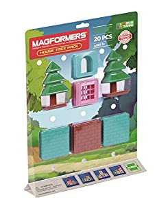 Unbekannt magformers 278 - 27 - House Tree Pack 20