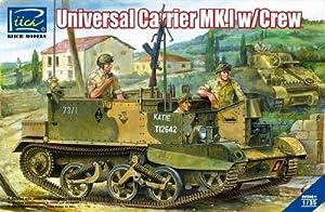 RIICH MODELS rv35011-Figuras Universal Carrier MK.1con Crew