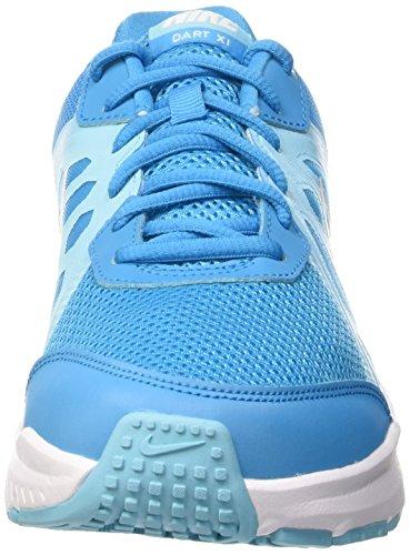 Dart Wht Bl Scarpe 403 11 Lagoon Donna Blau Td Nike da Blue Blu ginnastica White Pl Wmns ZRxwWgq5U