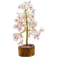 Harmonize Rose Quartz Stone Tree Gems Reiki Healing Kristall Spiritual Vastu Feng Shui Tischdekoration preisvergleich bei billige-tabletten.eu