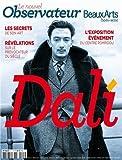 Le Nouvel Observateur/Beaux Arts, Hors-série N°2, Déce : Dali