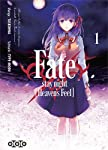 Fate/Heaven's Feel Edition simple Tome 1